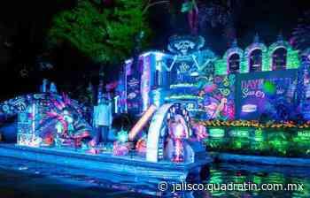 San Antonio ofrece grandes atractivos para festejar a los muertos - Quadratín Jalisco