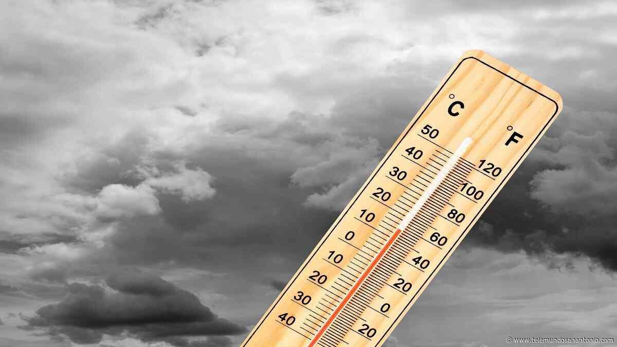 Frente frío llegará a San Antonio para comenzar el otoño - Telemundo San Antonio