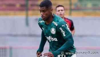 Panameños en el extranjero: Bocatoreño Newton Williams reaparece desde el banco con gol en el Palmeiras - TVMAX Panamá