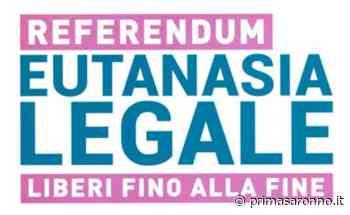 Ultime firme per l'Eutanasia Legale: triplo appuntamento a Venegono Superiore - Prima Saronno