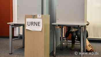 Bundestagswahl 2021 in Menden: Das Wichtigste im Überblick - WP News