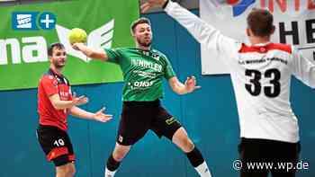 Menden: Landesliga-Handballer vor schweren Aufgaben - Westfalenpost