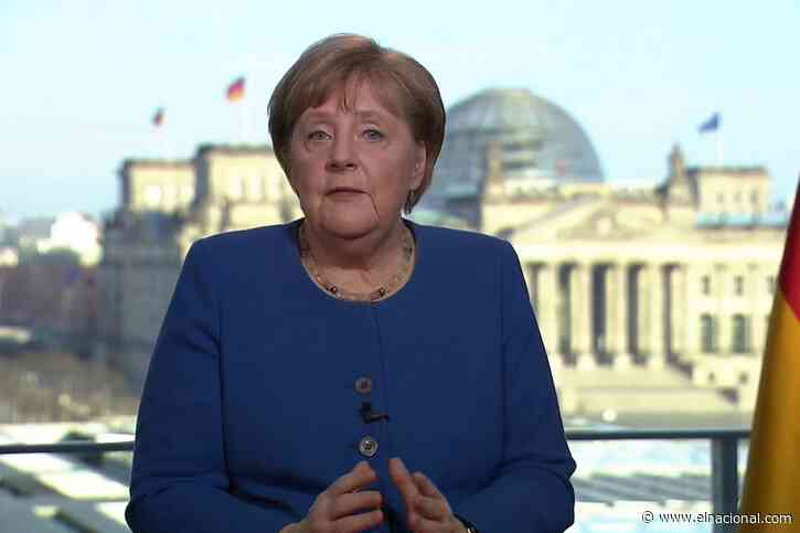 Angela Merkel, antídoto al daño de nuestra condición humana