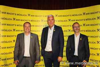 Geplanter Zusammenschluss: Raiffeisenbanken Paznaun und St. Anton am Arlberg vertiefen Partnerschaft - meinbezirk.at