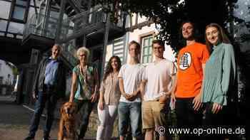 Junges Team befragt Politiker erlensee rodenbach partnerschaft fuer demokratie - op-online.de