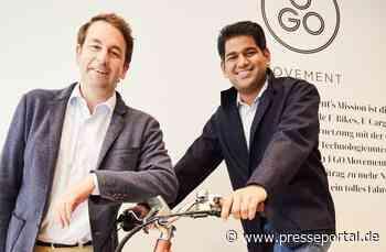 TVS Motor Company geht strategische Partnerschaft mit der Schweizer E-Bike-Marke EGO Movement ein - Presseportal.de