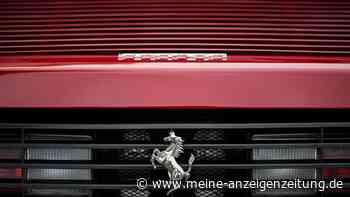 Ferrari F40 an Kanaldeckel ruiniert – Schuldfrage endlich geklärt