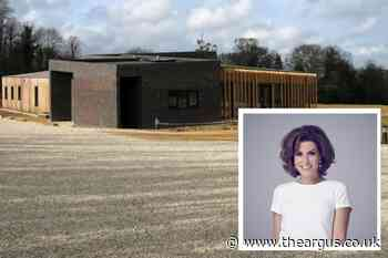 Natasha Kaplinsky to host charity auction in East Sussex