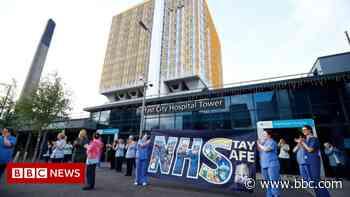 Coronavirus: Free NI hospital car parking ends after £6m spend - BBC News