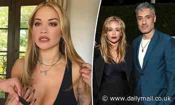 Rita Ora, 30, finally breaks her silence about her new romance