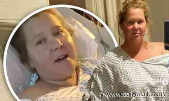 Amy Schumer reveals she underwent surgery for endometriosis