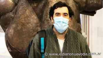 El médico que se instaló en El Calafate por amor a la profesión - El Diario Nuevo Dia