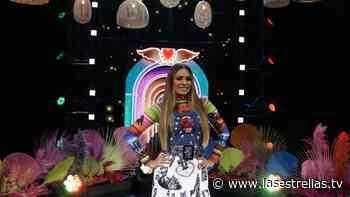 Galilea Montijo revela el secreto de su vestuario para Un Solo México La Fiesta - Las Estrellas TV
