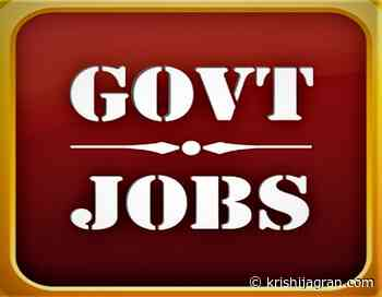 Latest Government Jobs in India: 5600+ Vacancies in UPPSC, Indian Railways & Others - Krishi Jagran