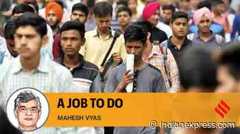 Where are the high productivity, better quality jobs in India? - The Indian Express