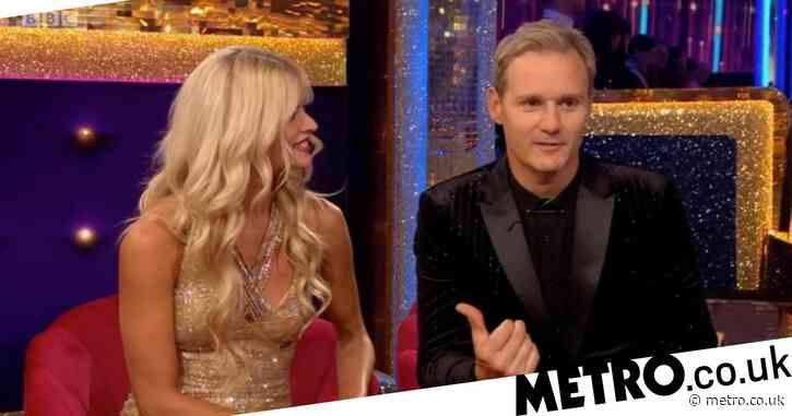 Strictly Come Dancing 2021: Dan Walker sings praises of partner Nadiya Bychkova for staying with him at hospital A&E