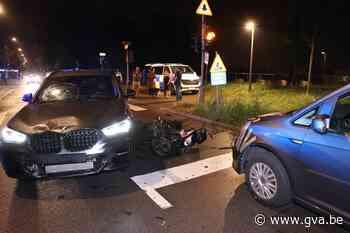 Bromfietser (16) gewond bij ongeval in Wilrijk (Wilrijk) - Gazet van Antwerpen