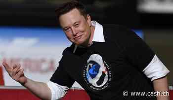 Weltraumfahrt - SpaceX-Weltraumtouristen sicher gelandet