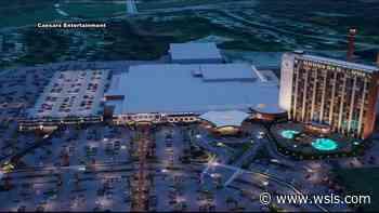 Caesars unveils renderings of new Danville casino - WSLS 10