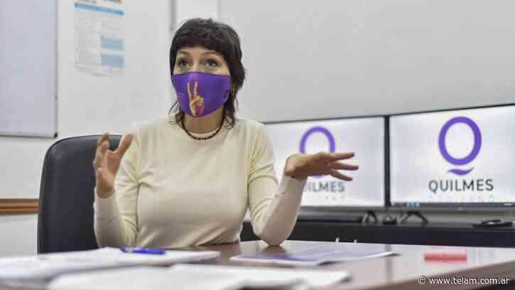 En Quilmes, Mayra Mendoza también renueva su Gabinete municipal - Télam