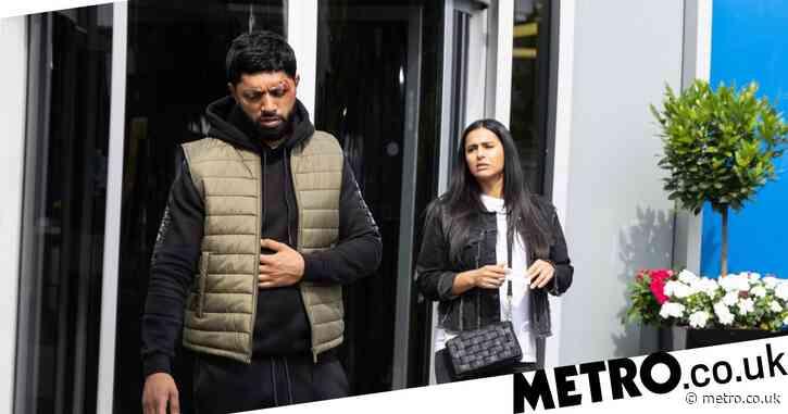 Coronation Street spoilers: Alya Nazir attacks Zeedan over Geoff