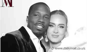 Adele goes Instagram official with her boyfriend Rich Paul