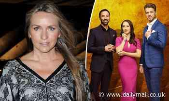 Collette Dinnigan reveals she 'said no' toCelebrity MasterChef multiple times