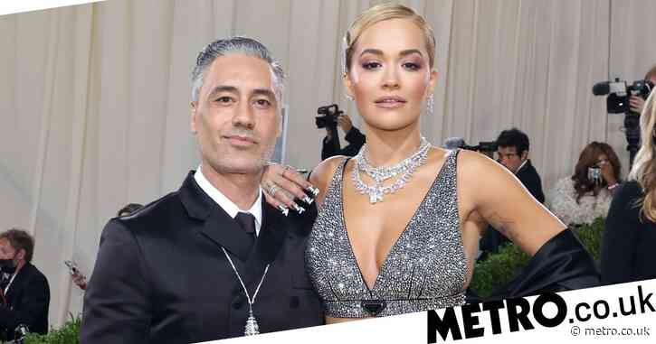 Rita Ora 'in great place' as she speaks out on relationship with Taika Waititi for first time