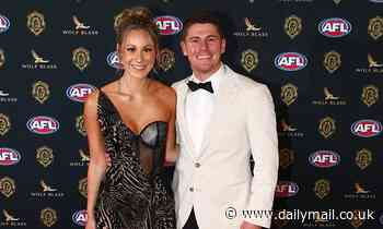 Brownlow Medal 2021: Brisbane Lions star Dayne Zorko and Talia Demarco lead the red carpet arrivals