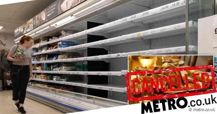 Christmas dinner could be cancelled as Brits face meat shortage 'in two weeks'