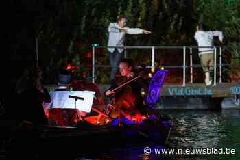 """OdeGand lokt duizenden muziekliefhebbers naar Gentse binnenstad: """"Hels, maar zalig"""""""