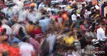 India reports 30773 coronavirus cases - Reuters India