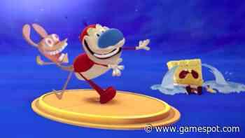 Ren & Stimpy Showcase – Nickelodeon All-Star Brawl - GameSpot