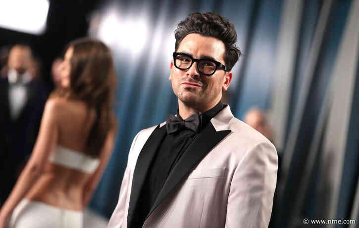 'Schitt's Creek' star Dan Levy reportedly lands huge new Netflix deal
