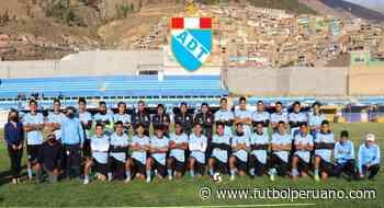 Copa Perú 2021: ADT de Tarma presentó su plantel completo para jugar el torneo - Futbolperuano.com