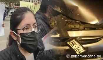 La Oroya: Mujer muere tras ser arrollada por chofer en presunto estado de ebriedad - Panamericana Televisión
