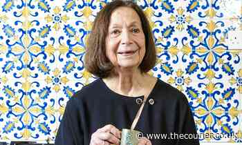 Legendary food writer Claudia Roden shares her green olive, walnut and pomegranate salad recipe from new cookbook - The Courier