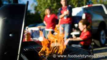 PRO grilling tips for pro tailgaters - Food Safety News