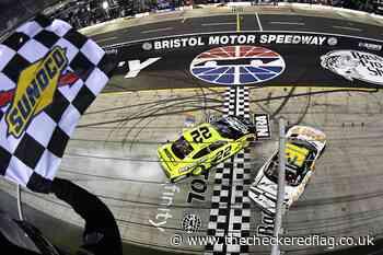 AJ Allmendinger wrecks, still wins Food City 300 and NXS regular season title - The Checkered Flag