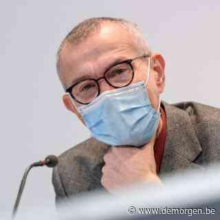 Minister Vandenbroucke: 'We gaan ventilatie ook in scholen verplichten'
