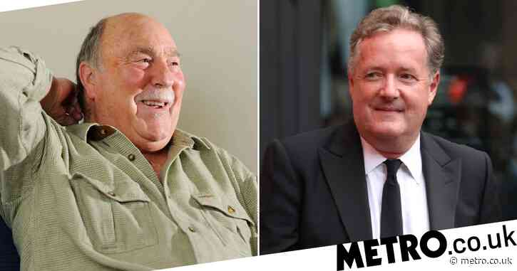 Piers Morgan and BBC Breakfast's Dan Walker lead tributes for 'one of England's greatest footballers' Jimmy Greaves as he dies aged 81