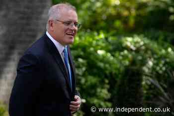 Australian PM says he understands France's 'disappointment' over submarine snub