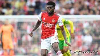 Arsenal's Arteta reveals Partey's new role after impressive display at Burnley