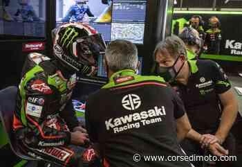 Superbike Montmelò: Jonathan Rea svetta nel warm up, Toprak sesto - Corse di Moto