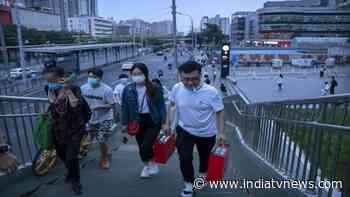 COVID-19: China reports 43 fresh locally transmitted cases - India TV News