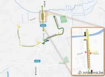 Nieuwe bushaltes en fietsoversteken aan kruispunt Vlasland Westerlo - Nnieuws.be