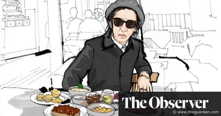 John Cooper Clarke: 'I draw the line at flapjack, falafel and tripe'