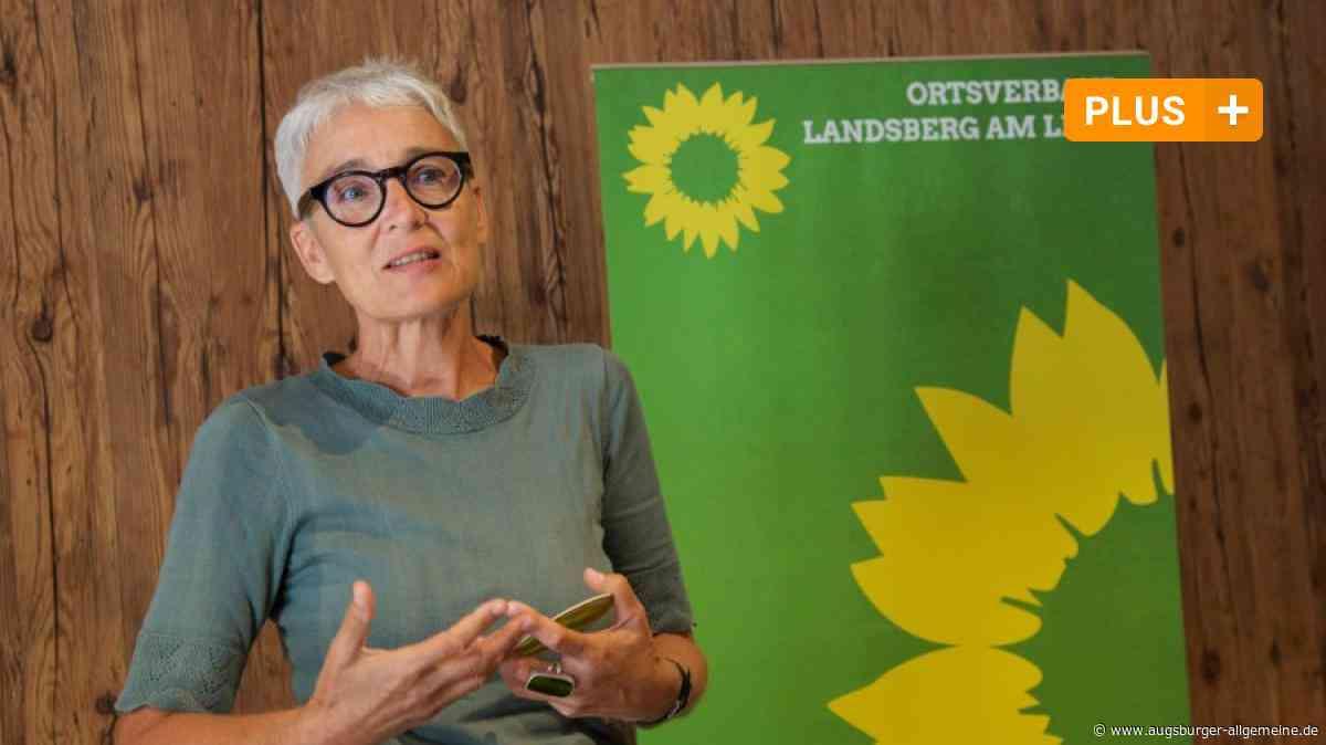 Wahl in Landsberg: Martina Neubauer fordert konsequentes Handeln beim Klimaschutz