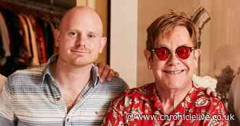 How Sir Elton John supported Newcastle friend when he was dying of cancer