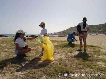 Recolectan desechos en La Guaira por el Día Mundial de las Playas - Últimas Noticias